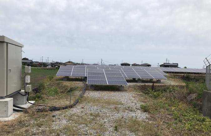 福岡県豊前市F 229.5kw 売電開始しました。